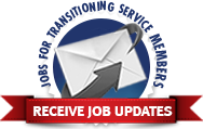 Subscribe to email updates to learn more about career support for military veterans and spouses