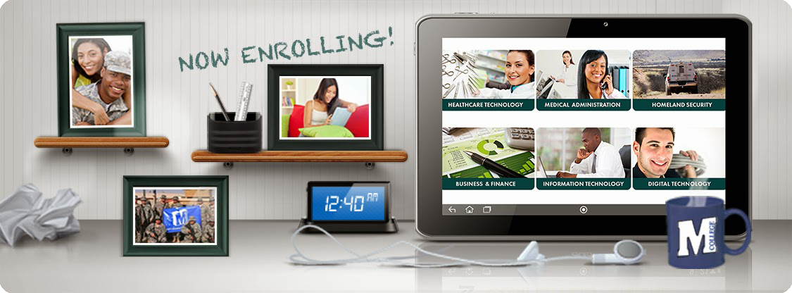 Martinsburg College offers a range of quality distance learning programs and online college programs for the military community, including veterans and military spouses.