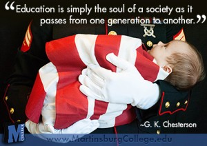 Education after Military