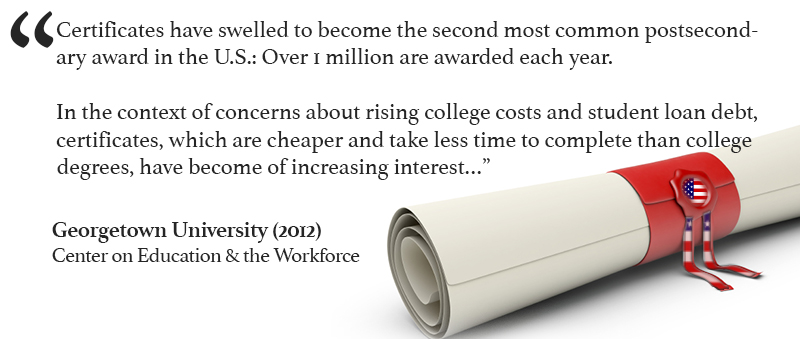 Georgetown University (2012) Center on Education & the Workforce