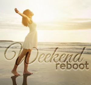 weekend-reboot for online learners