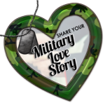 share your military love story