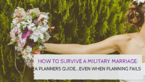 SURVIVE MILITARY MARRIAGE